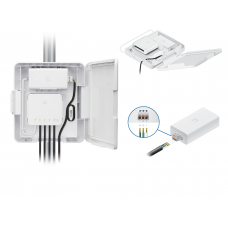 Ubiquiti UniFi Switch Flex Utility (USW-Flex-Utility) водонепроницаемый корпус