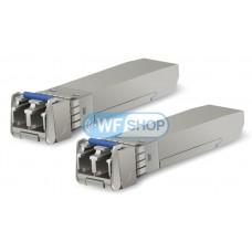 Ubiquiti U Fiber modules (UF-SM-10G) пара одномодовых SFP+ модулей 10 Gbps 10 km