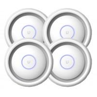 Ubiquiti UniFi AC EDU AP (4-Pack) Комплект точек доступа