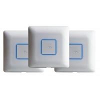Ubiquiti UniFi AC (3-Pack) Комплект точек доступа