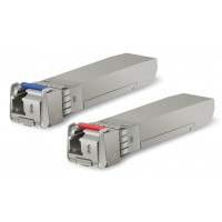 Ubiquiti U Fiber modules (UF-SM-10G-S) пара SFP модулей