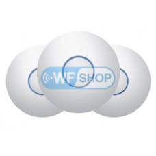 Ubiquiti UniFi AP-PRO (3-Pack) комплект из 3-х точек доступа HotSpot 2,4ГГц и 5ГГц до750Mbps