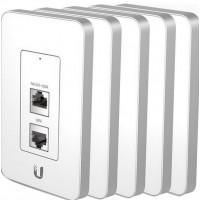 Ubiquiti UniFi In-Wall AP (5-Pack) Комплект точек доступа
