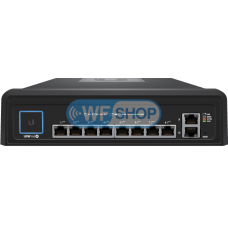 Ubiquiti UniFi Switch Industrial (USW-Industrial) Коммутатор 8-порт 1000Base-TX с POE 802.3af/at/bt