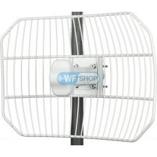 Ubiquiti AirGrid M2 16dBi Точка доступа Wi-Fi с рефлектором 2,4ГГц до 150Mbps