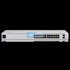 Ubiquiti UniFi Switch USW-24-POE (USW-24-POE) Коммутатор 24 портов 1000Base-TX, 2xSFP, Gen2