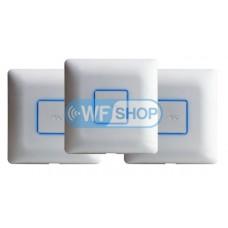 Ubiquiti UniFi AC (3-Pack) комплект из 3-х точек доступа HotSpot стандарта AC до 1750Mbps